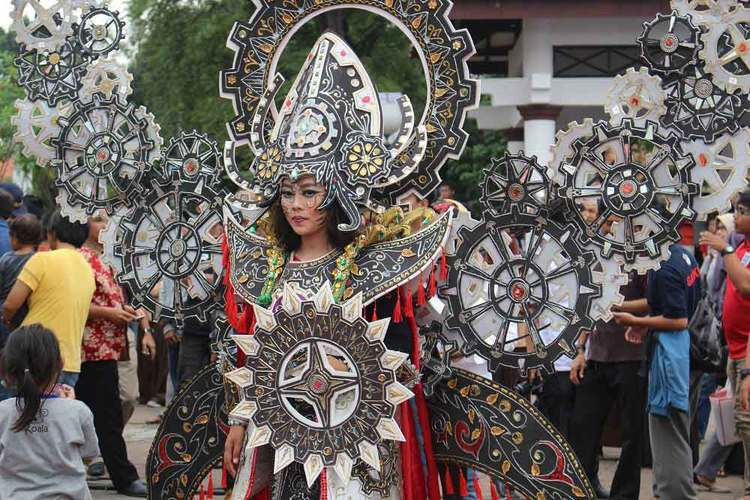 Event Cilegon Ethnic Carnaval