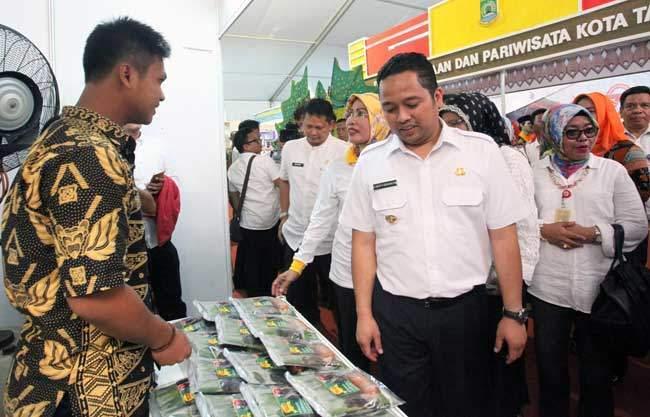 peringatan Harkopnas ke 70 Prov Banten