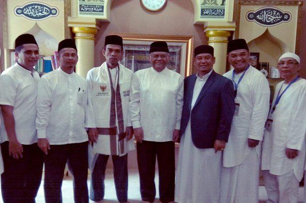 Ustadz Abdul Somad Diangkat Jadi Duta Zakat Indonesia saat ...