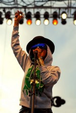 Erykah Badu. (Photo by Sean Pecknold and Tristan Seniuk)