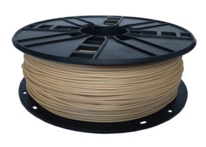 wood 3d printer filament