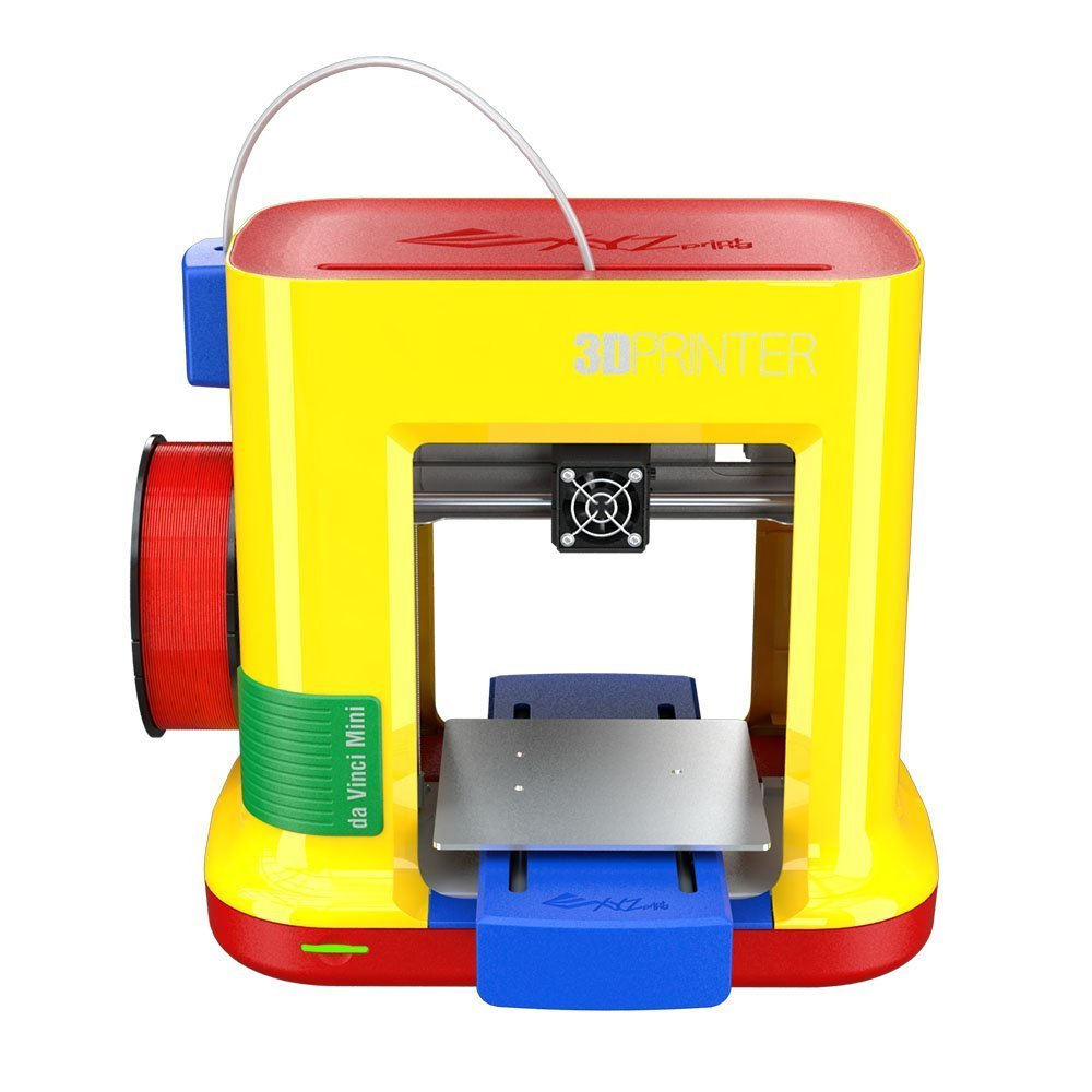 Four Of The Best 3d Printers For Kids And Teens Snap Circuits 300jrwondefrful Toy8 Over Da Vinci Minimaker