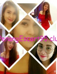 Penang Escort Girl - Lia - Local Freelance Malay - Penang Escort