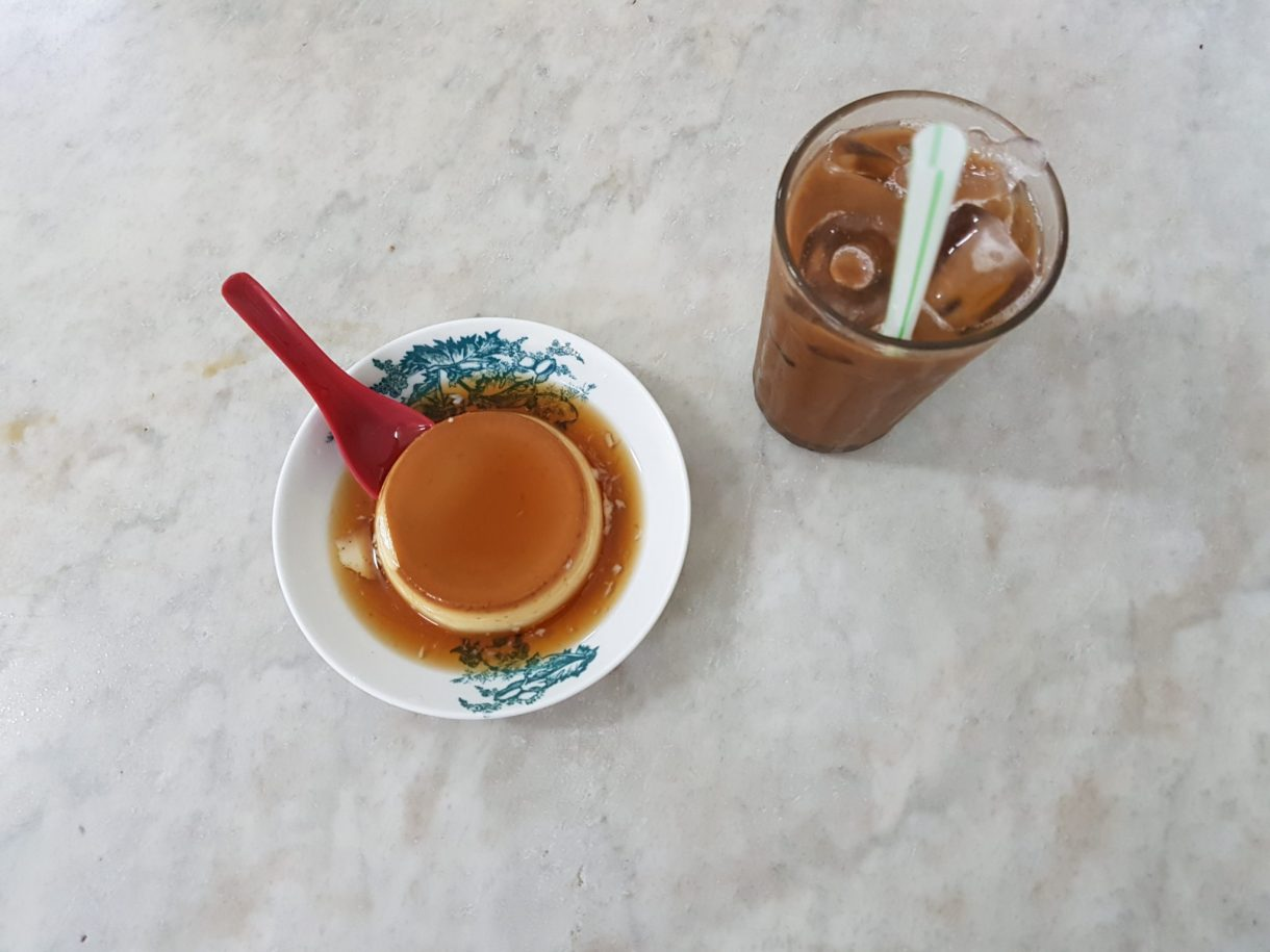 Sin Yoon Loong White Coffee Ipoh