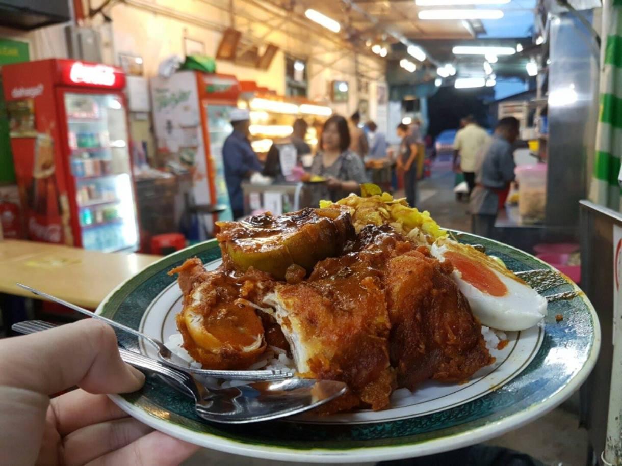 Famous Penang Food, Nasi Kandar
