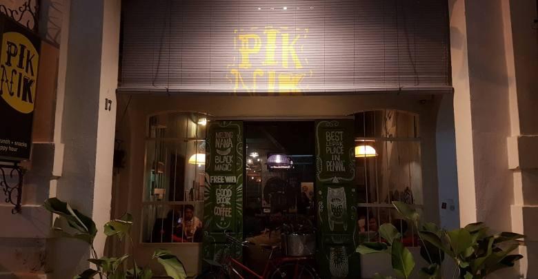 PIKNIK Nagore Square Cafe Penang