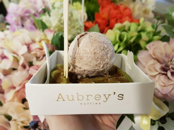 Aubrey's Waffle Gurney Plaza Penang
