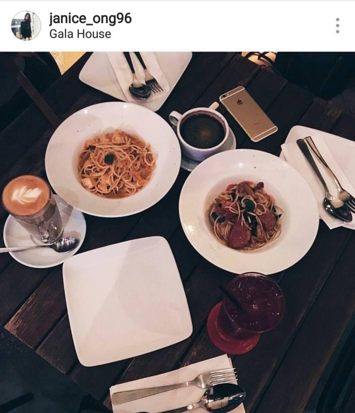 best cafe penang gala house