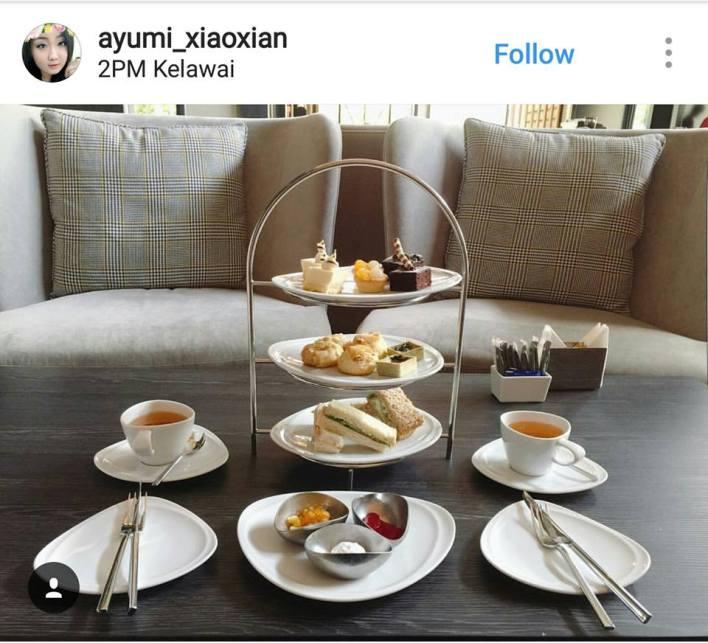 2PM Kelawai High Tea Penang