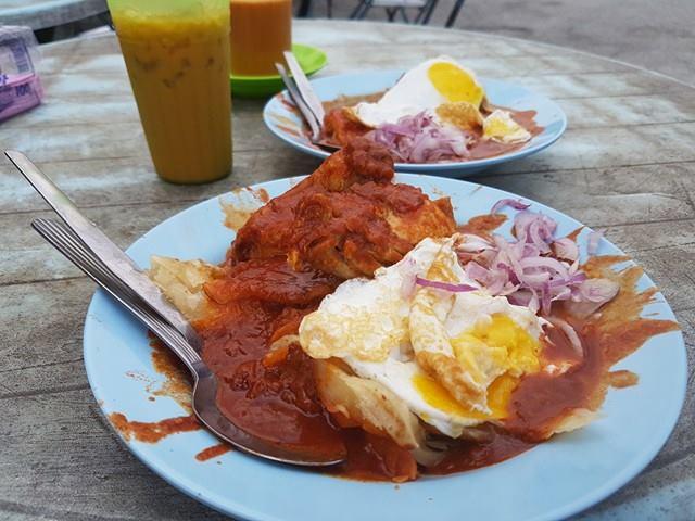 Gemas Road Roti Canai Penang