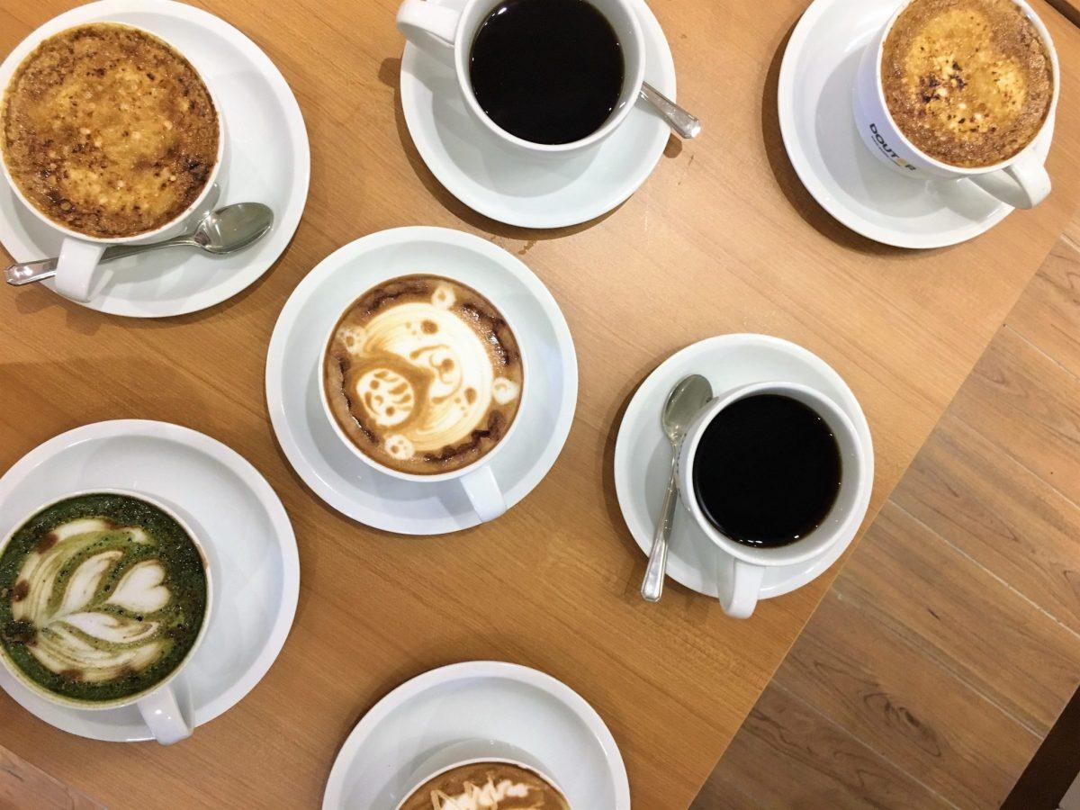 Doutor Coffee Japan in Penang- Calling all coffee lovers!