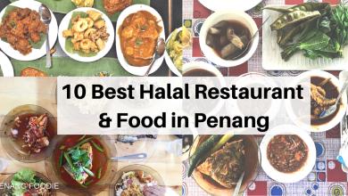 best halal food in penang