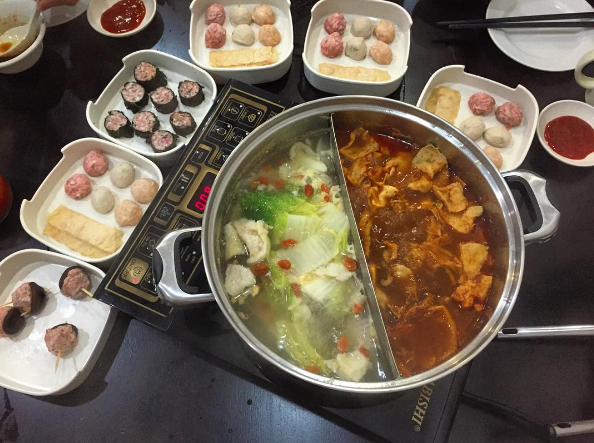 koca steamboat