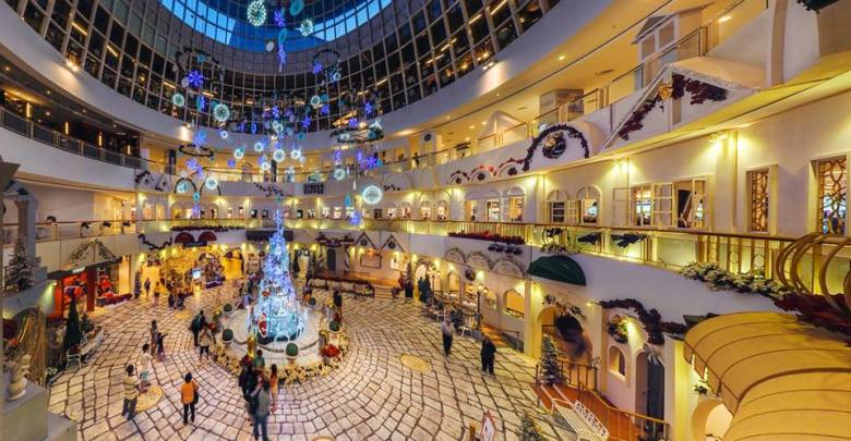 shopping malls in Penang