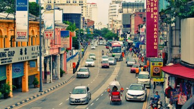 penang road