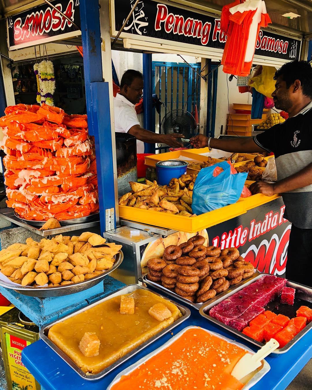 10 best fried snacks spot you should try in Penang