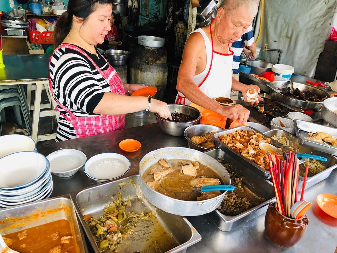 Penang Teochew Squatting Porridge Ceases Operations