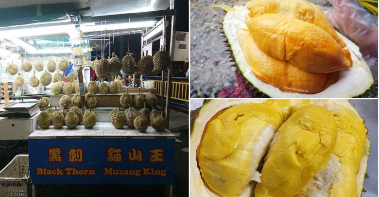 penang durian 2019