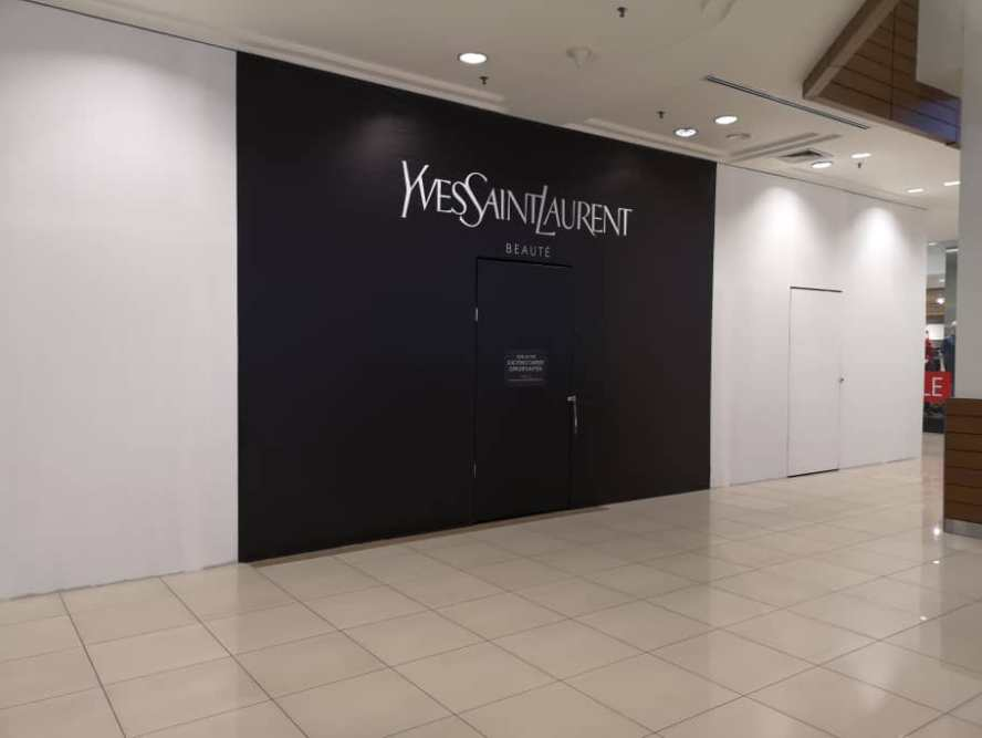 First YSL Beauté Store Is Opening In Gurney Plaza Penang