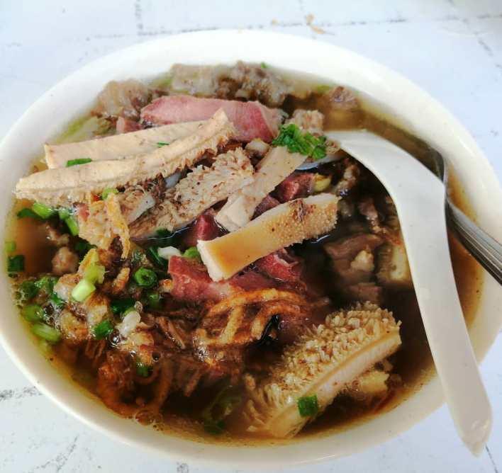 beef noodles penang