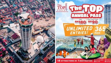the Top Penang annual pass