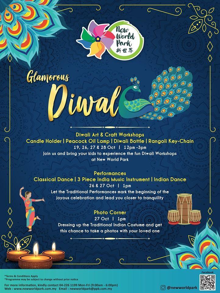 Penang Events in October & November