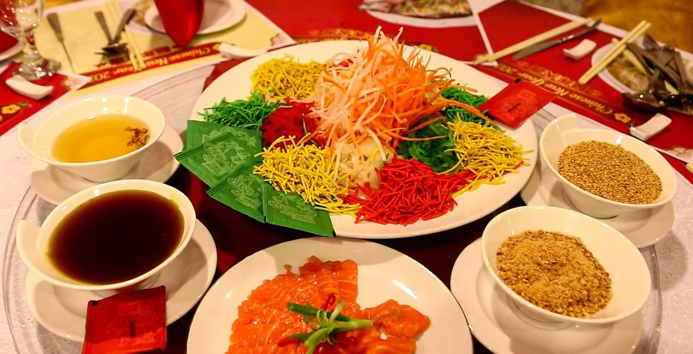 Sunway Hotel CNY Dinner