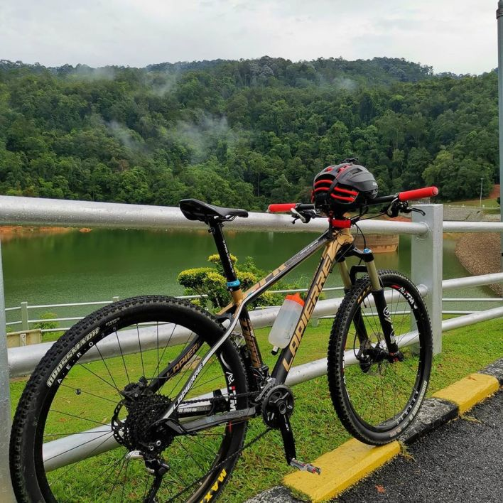 Air Itam Dam cycle