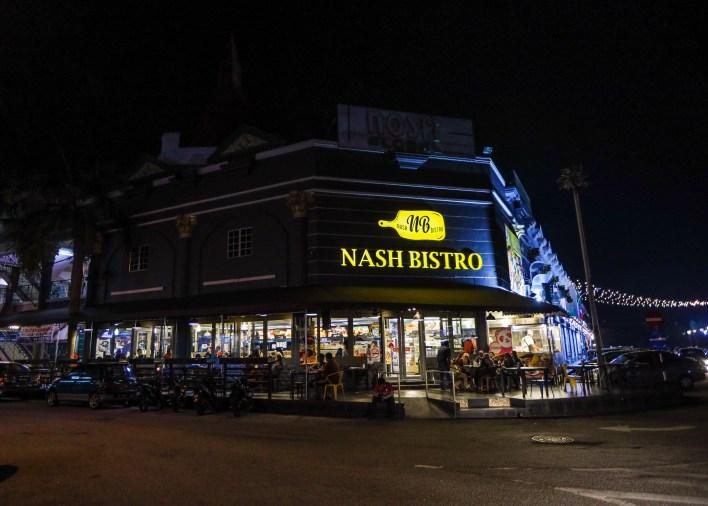 Nash Bistro Penang