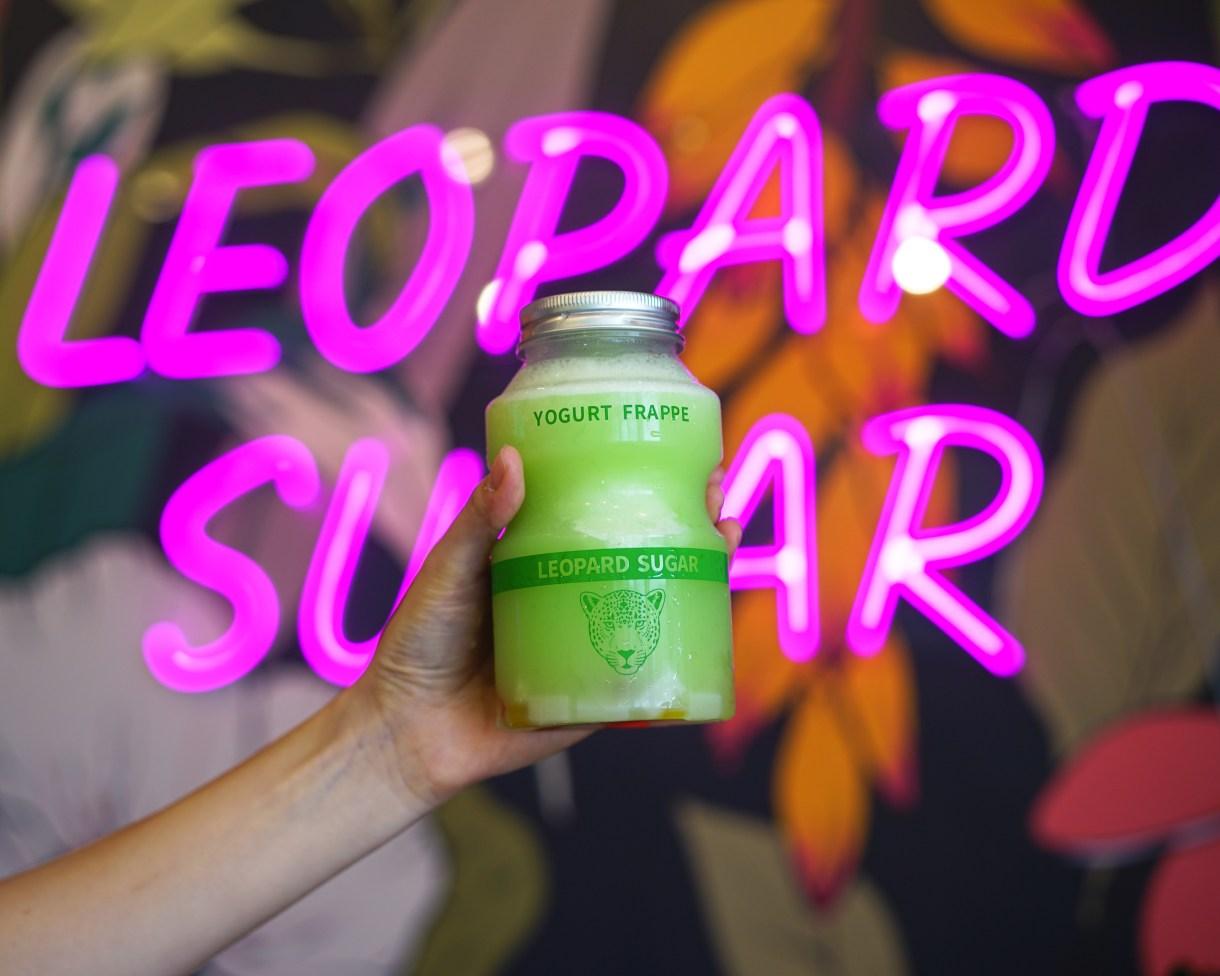 Leopard Sugar Kepala Batas Penang