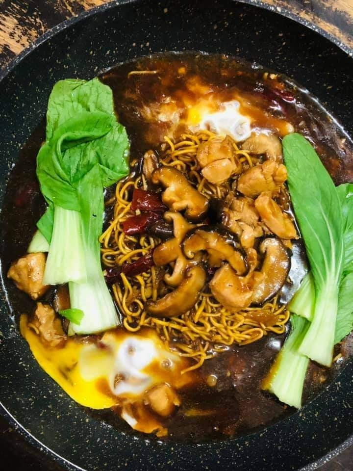 Sizzling Noodle Recipe
