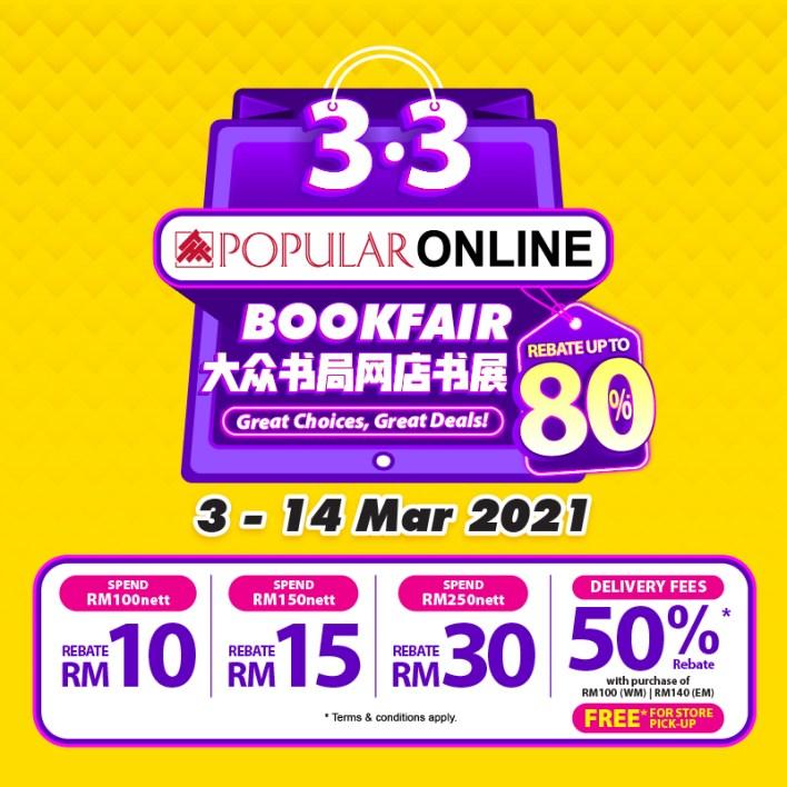 POPULAR Online Bookfair 2021