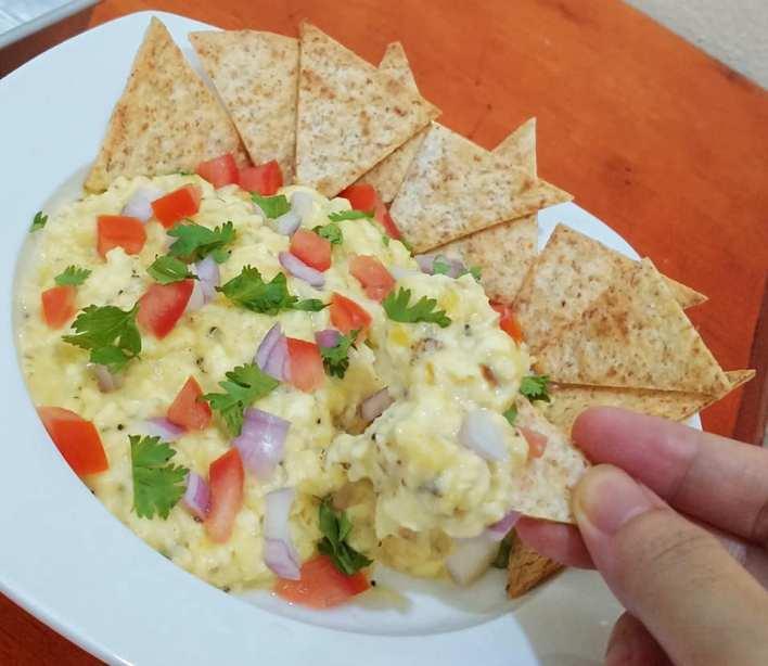 Breakfast Dip Recipe