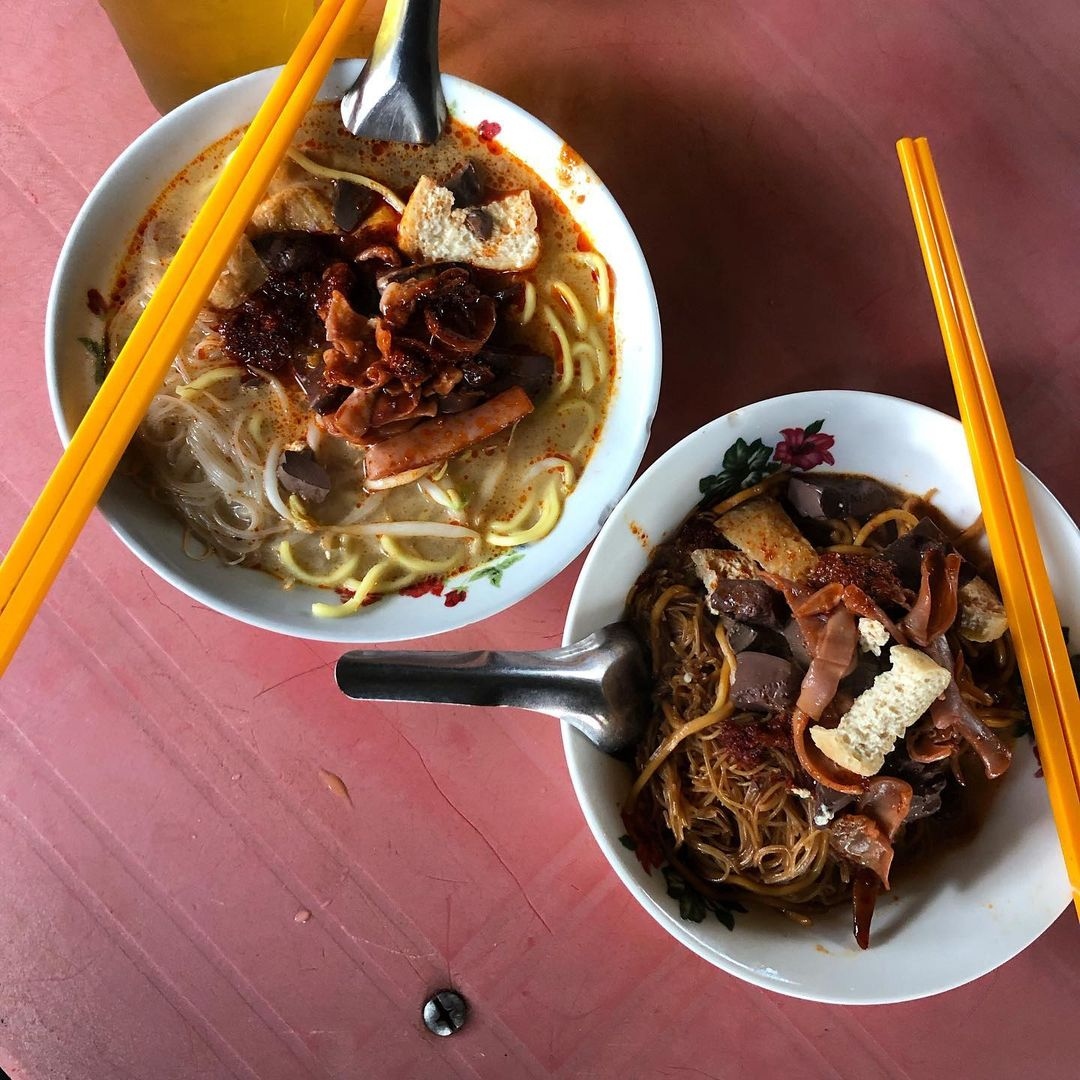 Curry Mee Penang