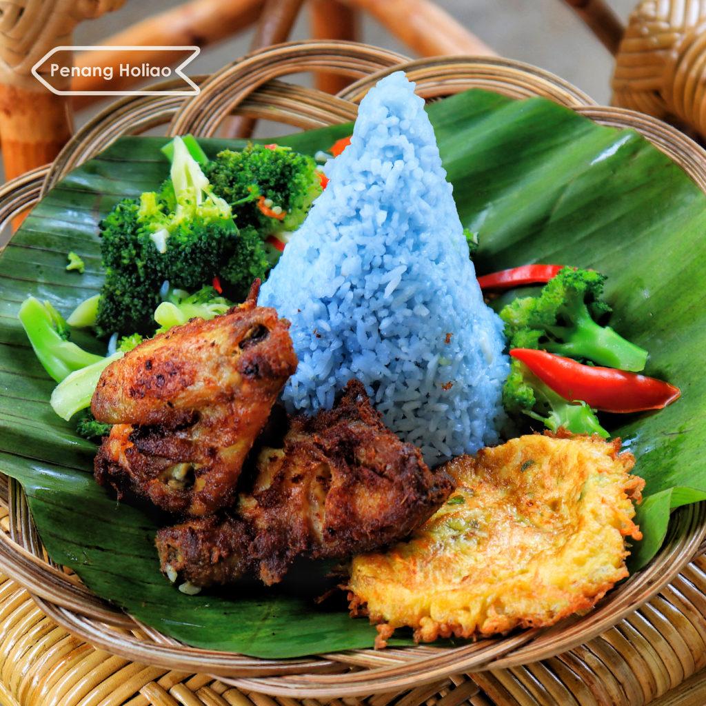 正宗印度尼西亞特色美食!有肉有菜有蛋還有一杯水只需RM7.90!