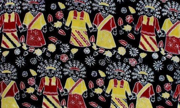 jenis motif batik betawi