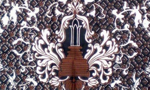 motif batik malang