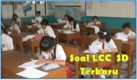 soal lcc sd kecamatan kabupaten jawa tengah 2019