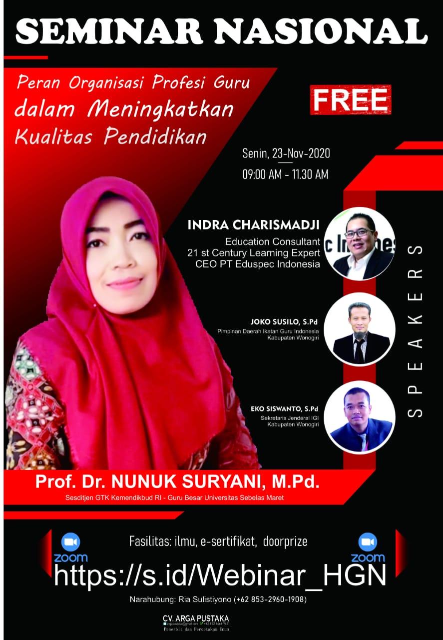 webinar gratis