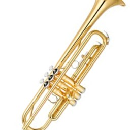 Yamaha YTR 2330 Trumpet in Bb at Pencerdd music store penarth