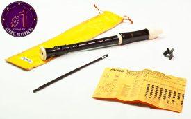 Aulos 205A Descant Recorder Premium School Recorder