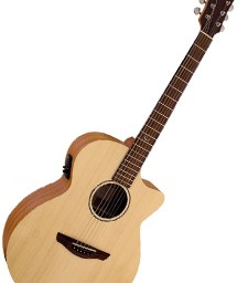 Faith Naked Venus Electro Acoustic Guitar available at pencerdd music store penarth near cardiff