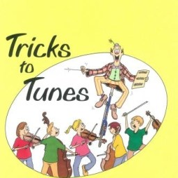 Tricks to Tunes Cello Book 3 available at Pencerdd Music Shop, Penarth