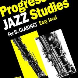 James Rae: Progressive Jazz Studies 1 - Clarinetavailable at Pencerdd Music Store Penarth