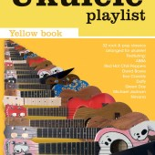 The Ukulele Playlist: Yellow Bookavailable at Pencerdd Music Store Penarth