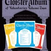 Cloister Album Voluntaries Vol.2 (Books 4-6)available at Pencerdd Music Store Penarth