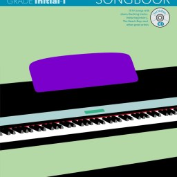The Faber Graded Rock & Pop Series: Keyboard Songbook (Initial - Grade 1) available at Pencerdd Music Store Penarth