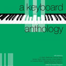 A Keyboard Anthology: Second Series Book II Grades 3-4available at Pencerdd Music Store Penarth