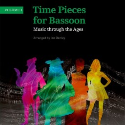 Time Pieces For Bassoon Volume 1 available at Pencerdd Music Store Penarth