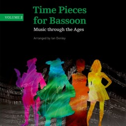 Time Pieces For Bassoon Volume 2 available at Pencerdd Music Store Penarth